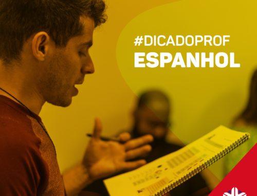 #DicadoProf Espanhol