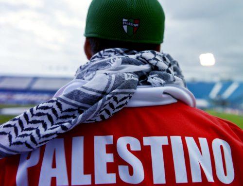 A comunidade palestina no Chile