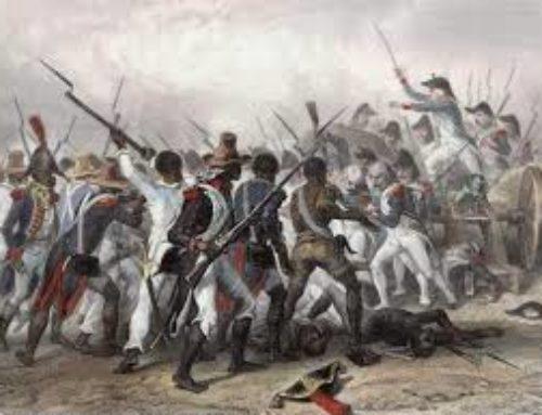 A Revolução Haitiana e sua independência