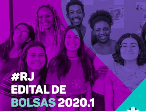 #RJ Edital de bolsas socieconômicas 2020.1