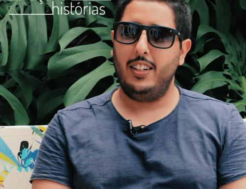Abraçando Histórias: Yassine Benfaqyrah