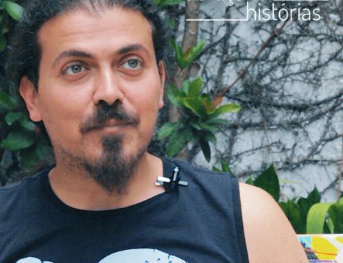 Abraçando Histórias: Mohammed Al Salti