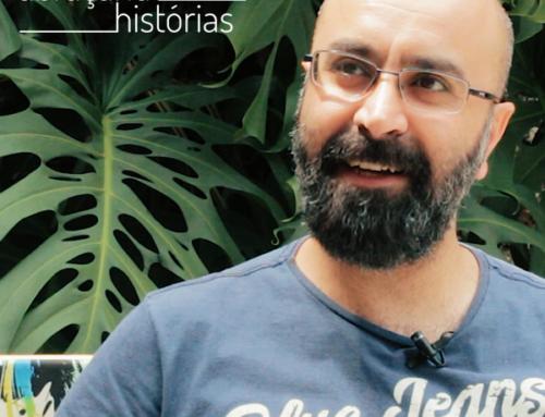 Abraçando Histórias: Wessam Alkourdi