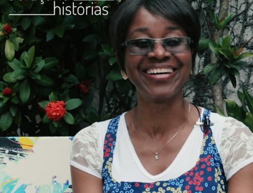 Abraçando Histórias: Joly Kayembe