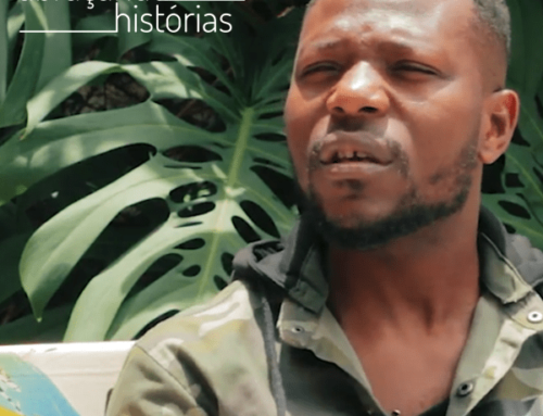 Abraçando Histórias: Shakiru Olawale