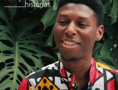 Abraçando Histórias: Samir Landou