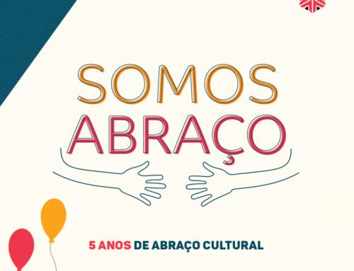 Somos Abraço: 5 anos de Abraço Cultural